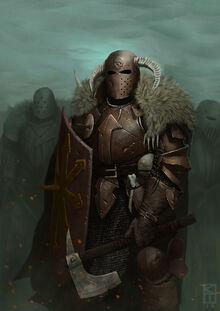 Chaos warrior by kamikazuh-d4l5ovn.jpg