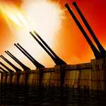 Wallcannons