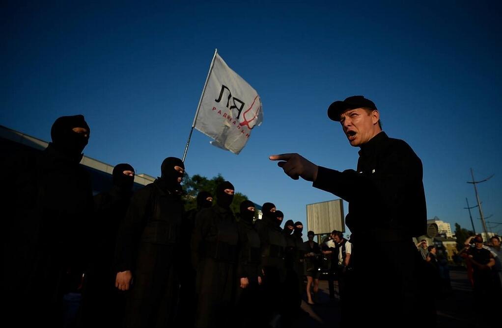Украина (батальон Ляшко)