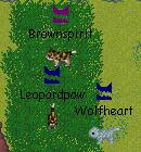 Wolfhearts family