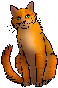 warrior cats coloring pages