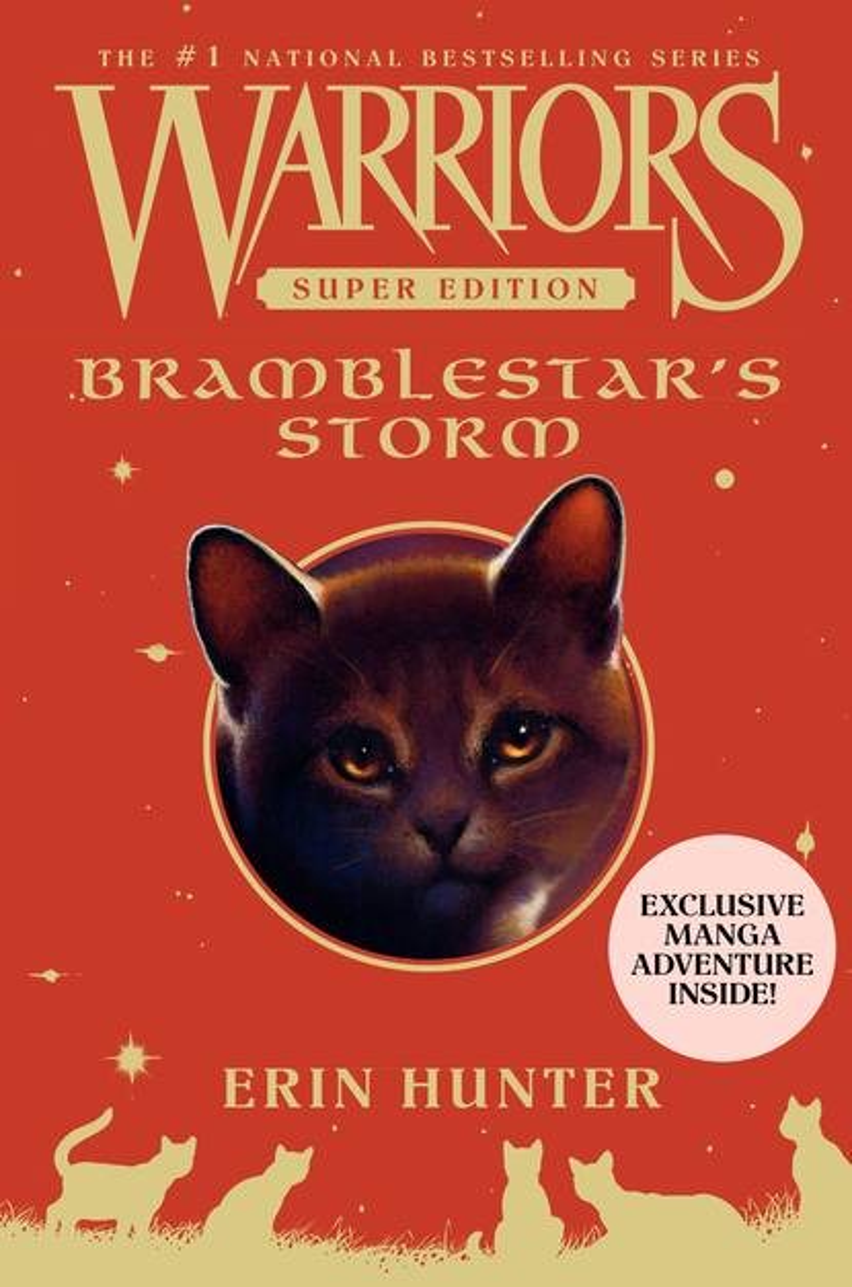 Warriors (novel series) - Wikipedia