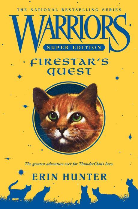 Firestar Of Thunderclan Real Life