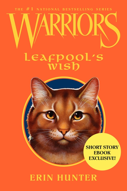 Warrior Cats Book Cover Template : Leafpool s wish warriors wiki fandom powered by wikia