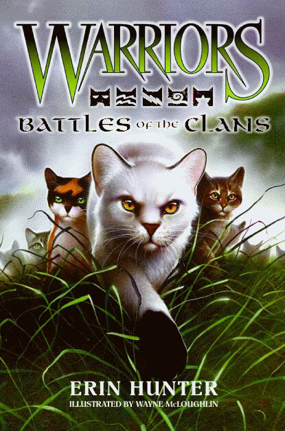 Warrior Cats Field Guide