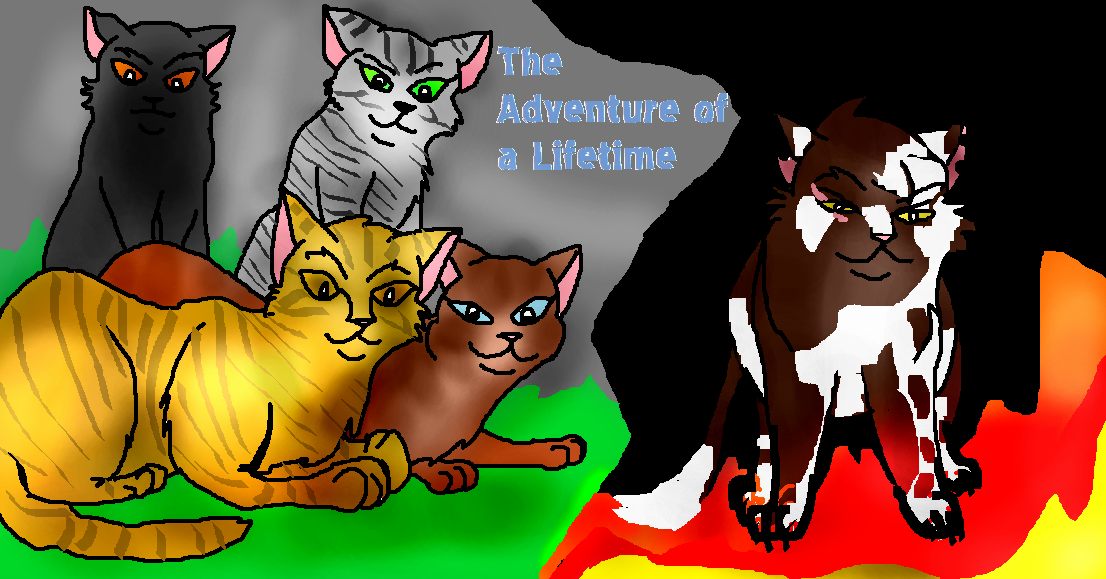 Warrior Cats Hollyleaf And Breezepelt Fanfiction Contents