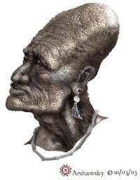 Gigantopithecus blacki Skull and Jaw Reconstruction