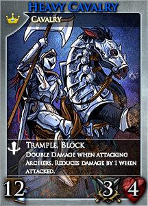 Aanglor Heavy Cavalry