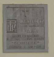 Kościół MB Królowej Polski (tablica 3)