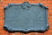 Tablica Canaletto Podwale