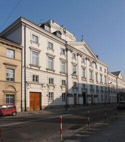 Cerkiew Zaśnięcia Najświętszej Maryi Panny (Miodowa).JPG