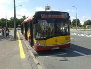 504 na Natolin-Wyżyny (by BartekBD)