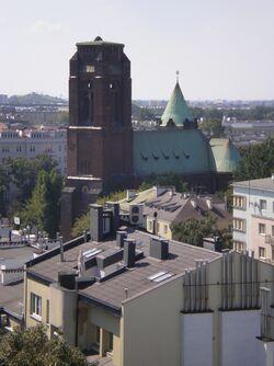 Kościół Niepokalanego Poczęcia NMP Narutowicza 2.JPG