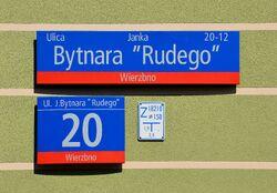Tablica MSI ulica Janka Bytnara Rudego.JPG