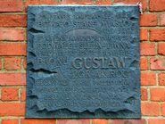 Tablica Batalion Gustaw Podwale
