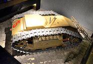 Goliat w Muzeum Powstania Warszawskiego