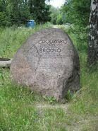 Park Lesny Brodno glaz