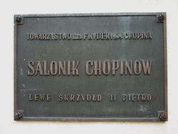 Tablica informacyjna o Saloniku Chopinów.JPG