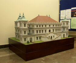 Pałac Kazimierzowski (makieta).JPG