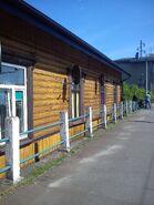 Falenica pierwszy dworzec