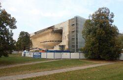 Muzeum Historii Żydów Polskich (budowa 10).JPG