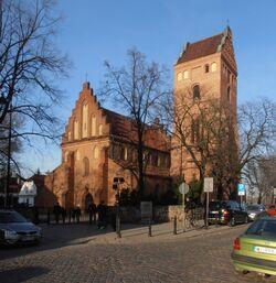 Kościół Nawiedzenia Najświętszej Maryi Panny.JPG