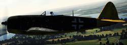 German P-47D