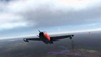 - Warthunder - Mig-9 Late Realistic Gameplay