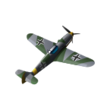 3 - BF-109 F-4