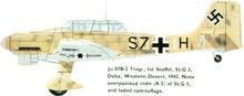 19 Ju87B-2 I-SG3 Cyrenaica