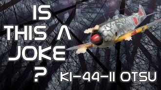 Ki-44-II Otsu Flying KV-2 War Thunder Fridays Ep.3