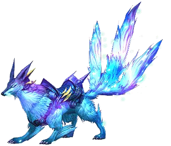 Frostlight Fox