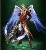 Wings blessed angel