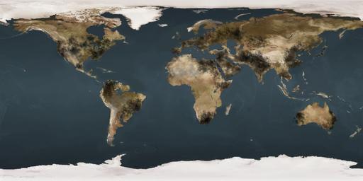 WL2 Earth aftermath