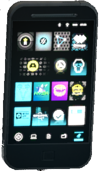 Watch Dogs Cell Phone