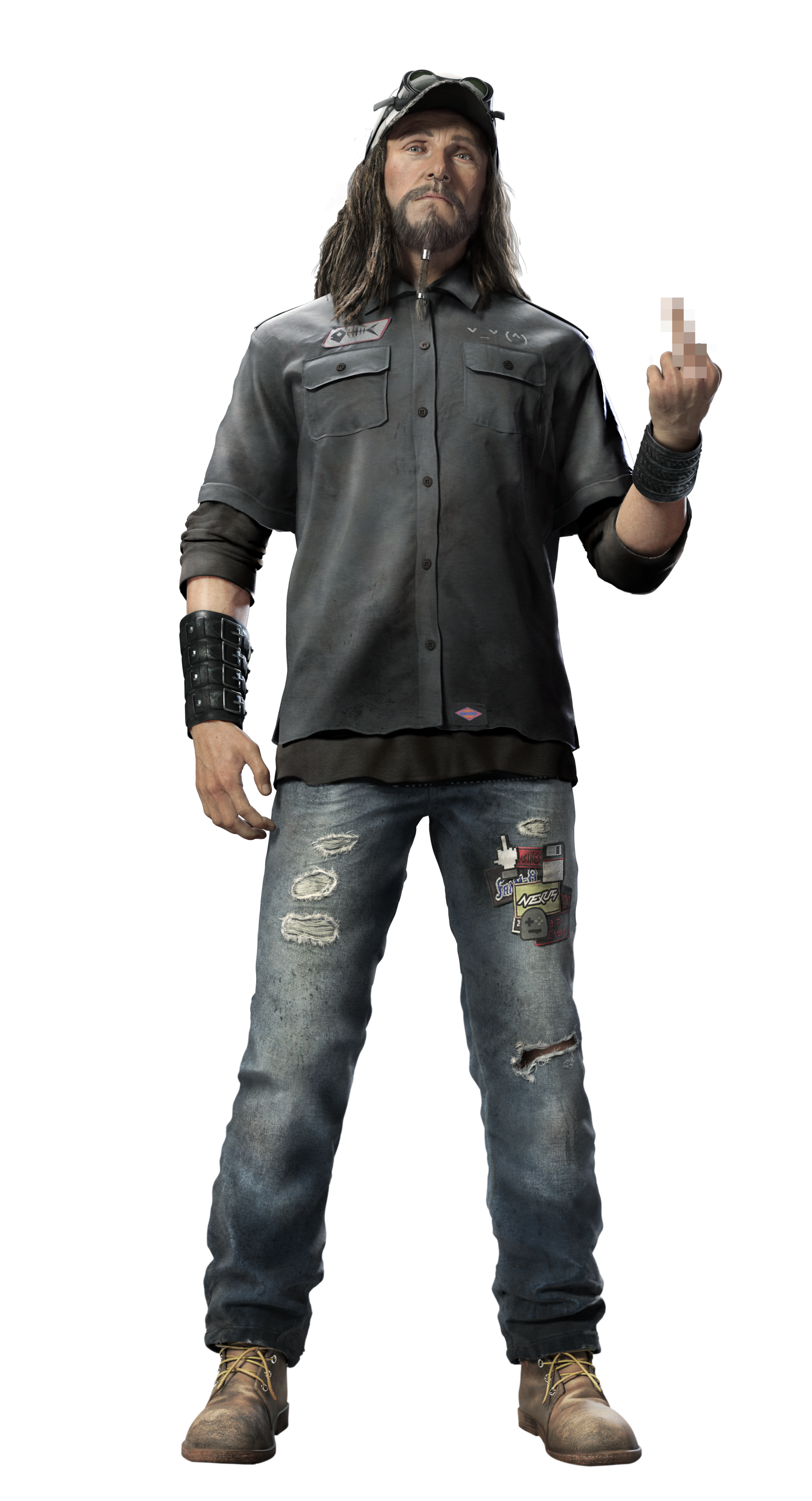 Watch dogs 2 wiki josh