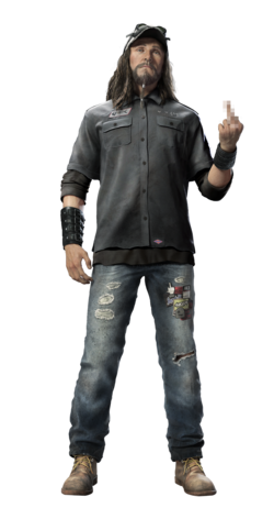 T-Bone (rendered), Watch Dogs