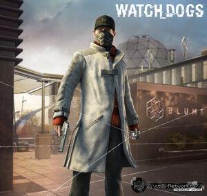 Watch Dogs Blume Agent Outfit