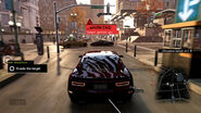 American Sports Coupe (rear-top view) - Watch Dogs