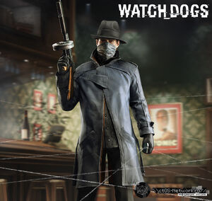 Watch Dogs Untouchables Outfit