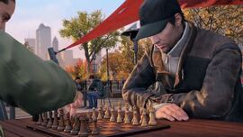 Watch Dogs Chess