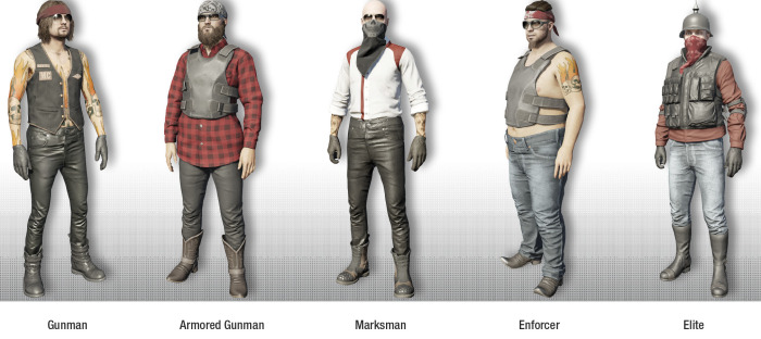 Watch Dogs  Wiki Characters