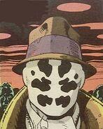 Comic Rorschach