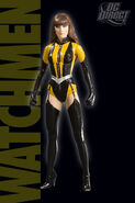 Silk Spectre II official figure