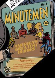 Minutemen comic
