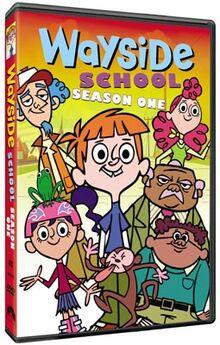 WaysideSchoolSeason1DVD