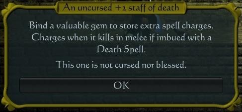Staff of Death