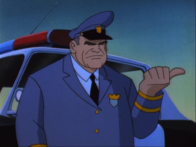 sergeant mike cosgrove wb animated universe wiki
