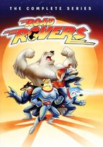 Road Rovers Complete Series DVD