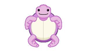 Blossom Sea Turtle